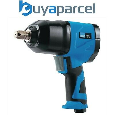 Draper SFAI12 Storm Force Air Impact Wrench + Composite Body 1/2in Square Drive