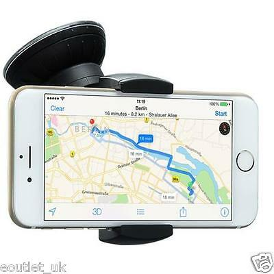 Just Mobile Xtand Go Z1 Deluxe Smartphone Holder for Car iPhone 5s/6/6s Plus NEW