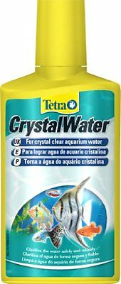 Tetra Crystal Water Clarifier 100 Ml Pet Supplies Free Delivery Free Delivery N