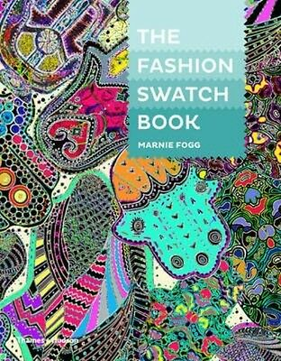 The Fashion Swatch Book by Marnie Fogg Paperback Book (English)