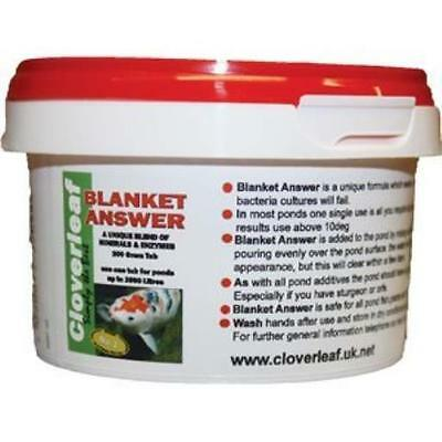 Cloverleaf Blanket Answer 200G Blanket Weed Treatment Pet Supplies Each Comes N