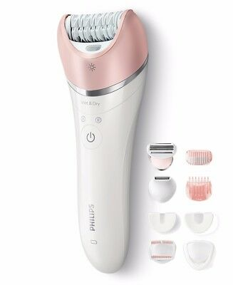 New Philips Satinelle Advanced Bre640 Epilator Bre640/00