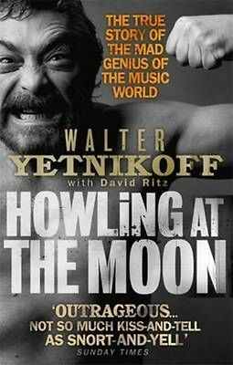 Howling at the Moon by David Ritz Paperback Book (English)