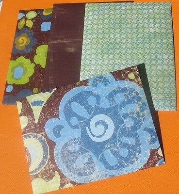 Chocolate - A2 Handcrafted Envelope Set