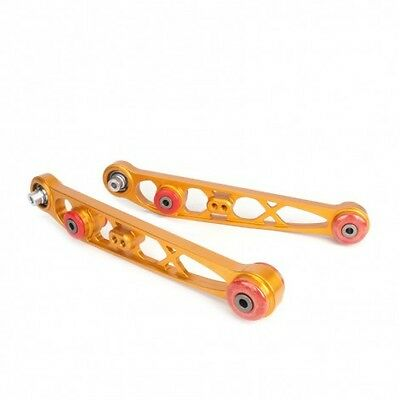 Skunk2 Ultra Series Gold Rear Lower Control Arms Honda Civic Ef Eg Integra Dc2