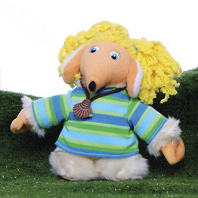 """New Official 8"""" The Wombles Collectable Plush Soft Toys Alderney"""