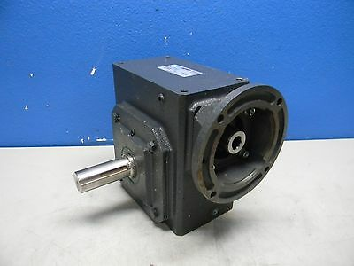 Morse Raider 30:1 Left Output Right Angle Worm Gear Reducer 325Q56L30