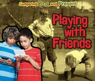 Playing With Friends,Rebecca Rissman,HC New