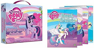 My Little Pony: My Sticker Book Collection,HC- NEW