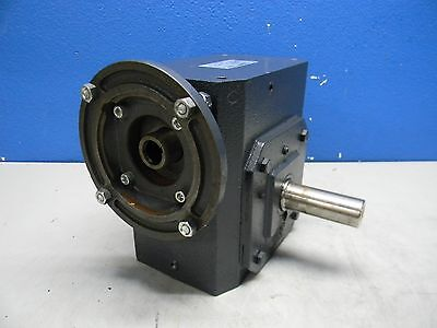 Morse Raider 300q140r25 25:1 Right Output C-face Worm Gear Reducer Qty. 1