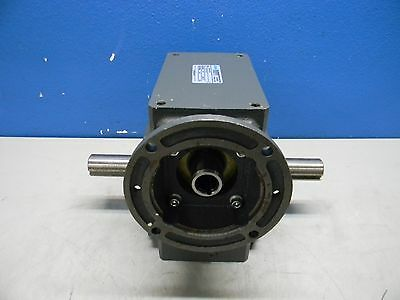 Morse Raider 20:1 Left / Right Output C-Face Worm Gear Reducer 325Q140LR20