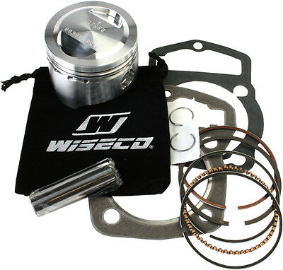 Wiseco Top End Piston & Gasket Kit 66mm +0.5mm Over for Honda XR200 1986-1991