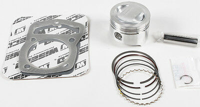 Wiseco Top End Piston & Gasket Kit 66.5mm +1mm Over for Honda XR200R 1992-2002