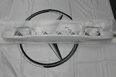 Genuine Smart Fortwo 451 Painted FRONT Lower Spoiler Crystal White (CA8L) NEW
