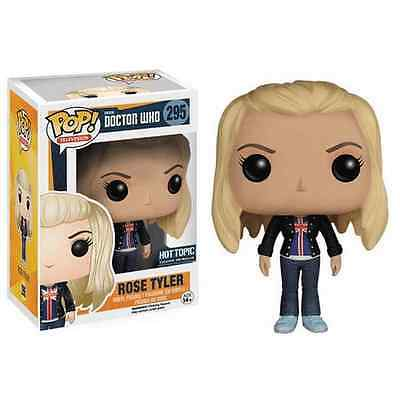 Figurine Pop! Doctor Who Rose Tyler Licence Officielle