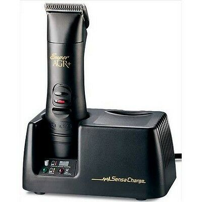 Andis Super AGR+ Cordless Rechargeable Detachable Blade Animal Dog Pet Clipper