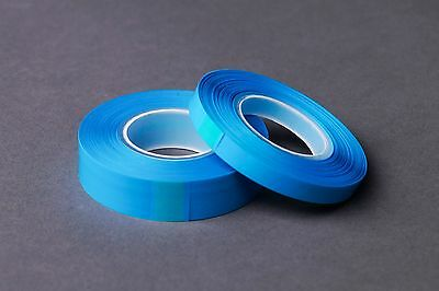"""NEW RMGI PYRAL BASF 1/4"""" Blue Splicing Tape for Reel to Reel Tape R39200"""
