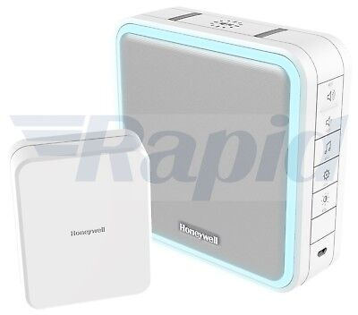 Honeywell DC915SCV Wired to Wirefree Convertor Kit (1 Portable, 1 Convertor)