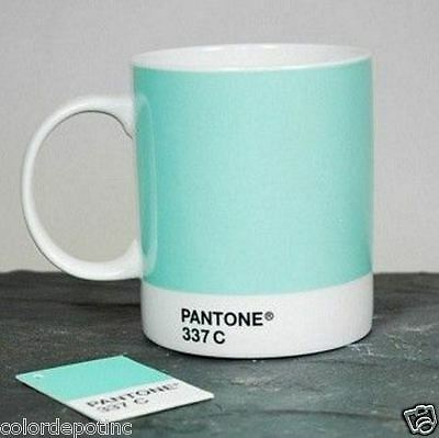 Pantone Mug Whitbread Wilkinson