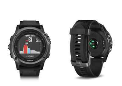 NEW Garmin Fenix 3 HR Sapphire Watch GPS | Wrist Based HR | 010-01338-70