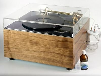 Loricraft Record cleaning machine PRC 4 Deluxe