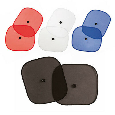 Pack of 2 Car Window Sun Shades Sun Protector Shade Travel Baby Child Pet