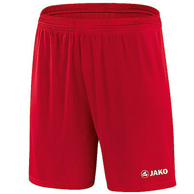 Jako Sports Pants Manchester Short Children's Red 4412-01