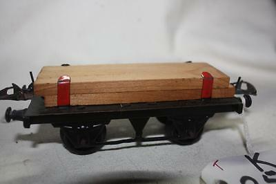 O Gauge Hornby Timber Wagon  K2553