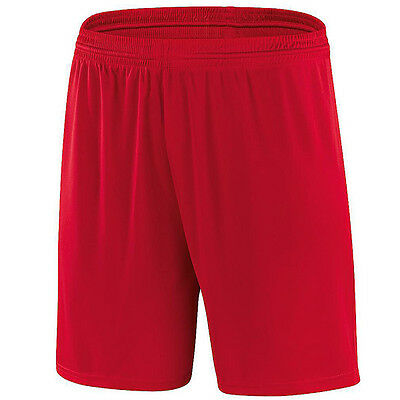 Jako Tracksuit Bottoms Palermo Short Children's Sports Pants Red 4409-01