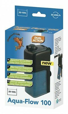 Superfish Aqua Flow Filter 100 Pet Supplies These Filters Feature The Easy-Clea