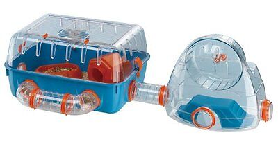 Ferplast Combi 2 Hamster Cage W/ Accessories Pet Supplies With Accessories & Tu
