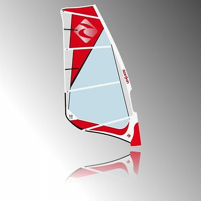 Side On Freeride Sail - Windsurf Segel m. 5 Latten Surfsegel