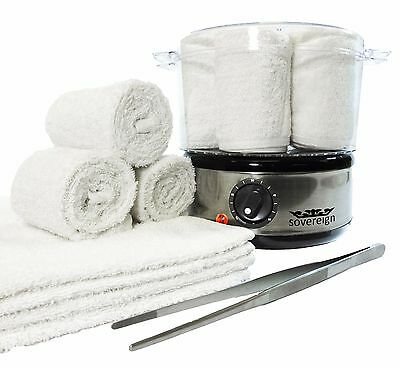 7 Piece Beauty Salon Towel Steamer Set With Free Dispatch.
