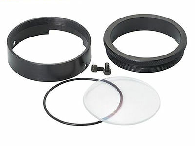 "HHA ARCHERY-4 Power Amber Lens Kit For  sights with 1 5/8"" sight housing."