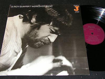ULRICH GUMPERT WORKSHOP BAND feat. Petrowsky, Sommer../ DDR LP 1980 Amiga 855753