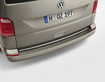 Original VW Volkswagen Loading edges protection film T6 Multivan transparent