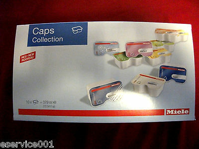 Miele Pack of 10 Caps Collection ORIGINAL MIELE 9606160