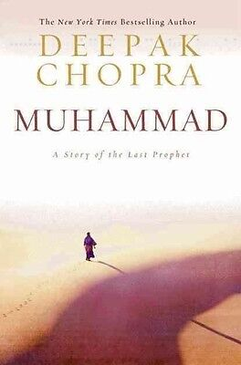 Muhammad: A Story of the Last Prophet by Deepak Chopra Hardcover Book (English)