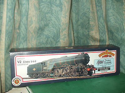 BACHMANN LNER V2 EMPTY BOX ONLY - No.1