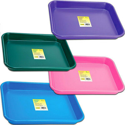 Garland Handy Garden Trays In Various Colours Plastic Hydroponic Greenhouse