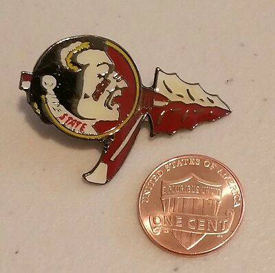 Florida State Seminoles Logo Lapel Pin