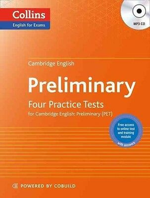 Practice Tests for Cambridge English: Preliminary: PET by Peter Travis Paperback