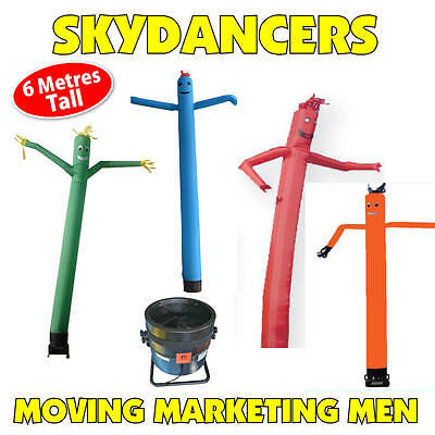 Air Dancer Sky Dancer Inflatable Tube Man skydancer **Marketing ** inc fan & man
