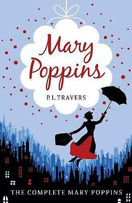 Mary Poppins - the Complete Collection by P.L. Travers Paperback Book (English)