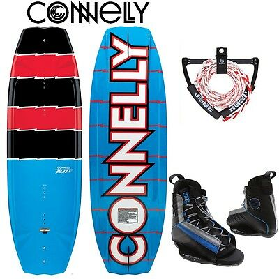 CONNELLY éclat 140 Wakeboard Package Rotation Wakeboardbindung et Haltère