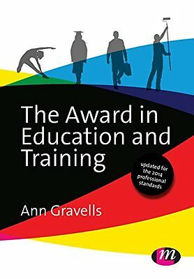 The Award in Education and Training (Further Education and Skills),Ann Gravells