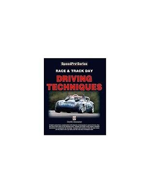 Race & Trackday Driving Techniques,David Hornsey,PB New