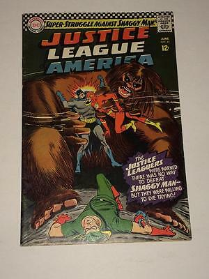 Justice League of America #45 DC Comics VG/FN 1970's
