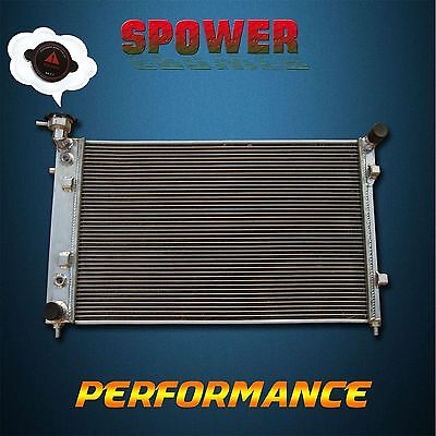 For Holden Commodore VY 3.8L 6Cyl V6 Aluminum Radiator AT MT 2002 2003 2004