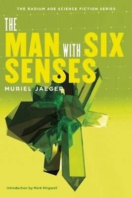 The Man with Six Senses by Muriel Jaeger Paperback Book (English)